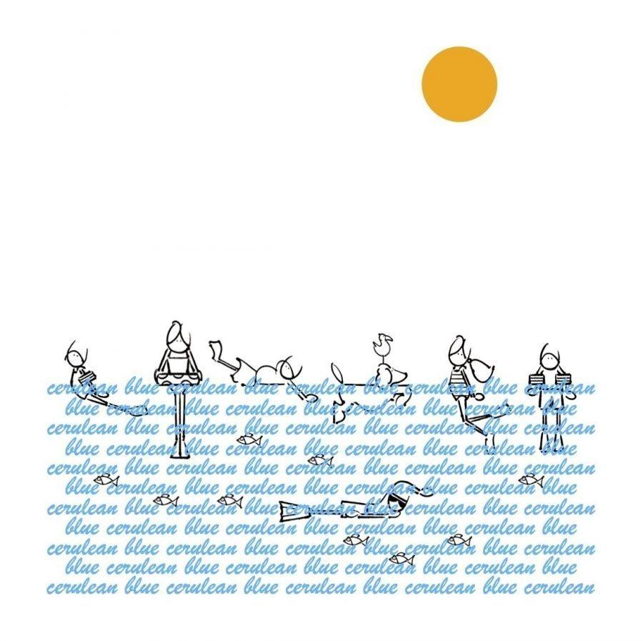 seaside illustration children