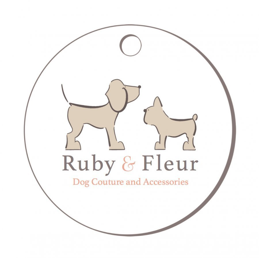 logo design dog couture accessories business
