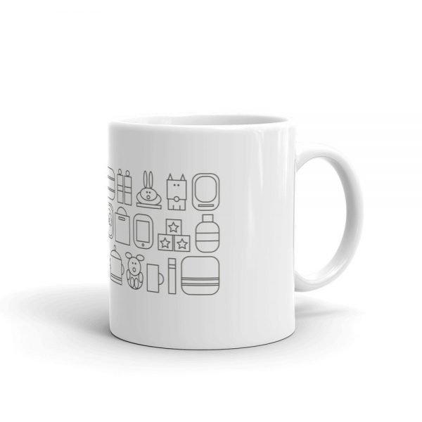home sweet home ceramic mug