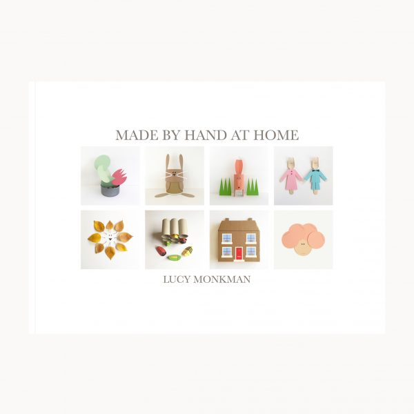 made by hand at home
